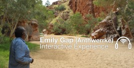 Anthwerrke (Emily Gap) Interactive Tour