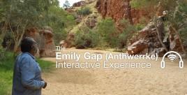 Anthwerrke (Emily Gap) Interactive Tour